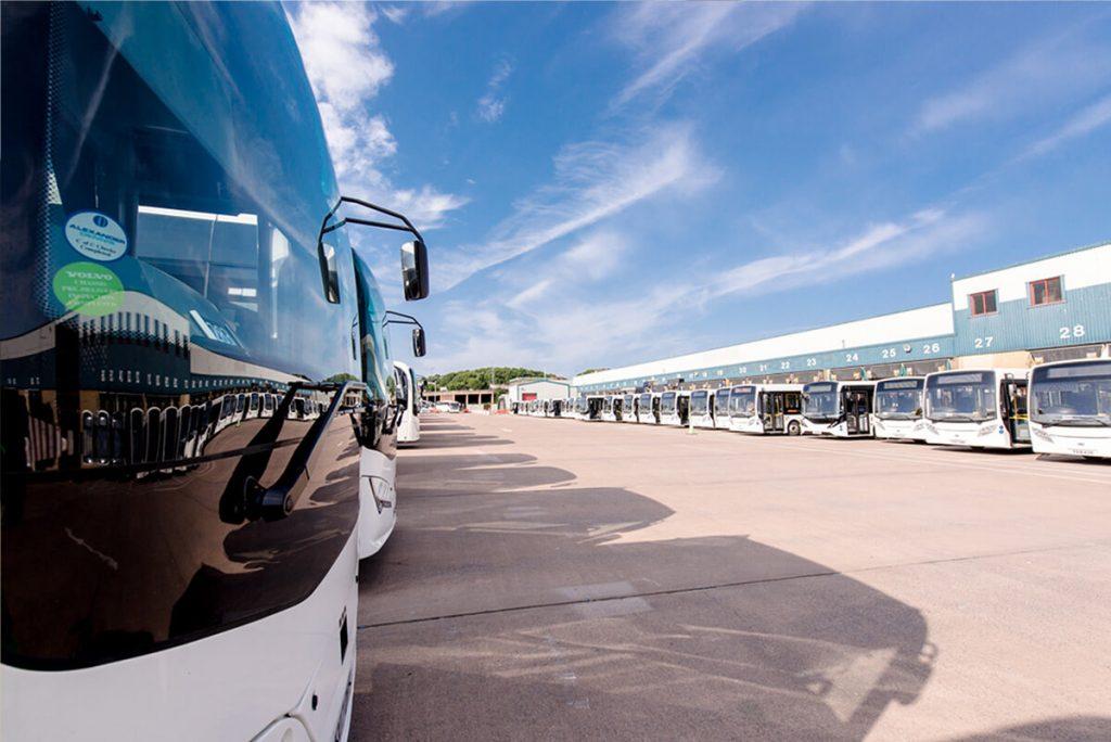 Joint Venture Bus Service