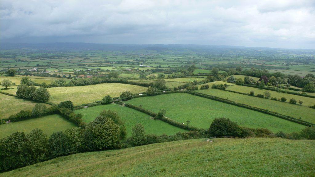 Photo of rural Somerset