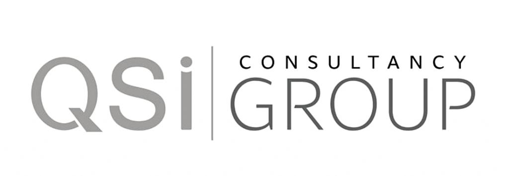 QSI Consultancy Group Logo Grey